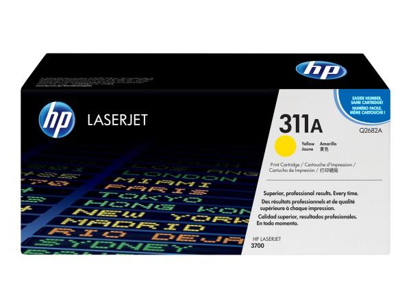 HP 311A - Gelb - Original - LaserJet - Tonerpatrone (Q2682A)