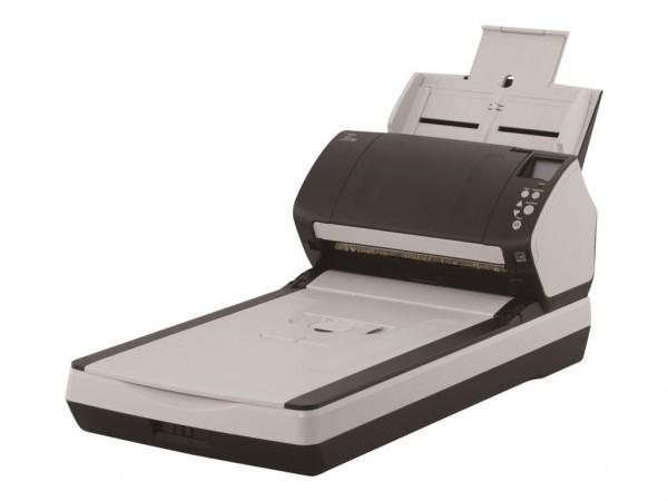 Fujitsu fi-7280 - Dokumentenscanner - Duplex - 216 x 355.6 mm - 600 dpi x 600 dpi - bis zu 80 Seiten