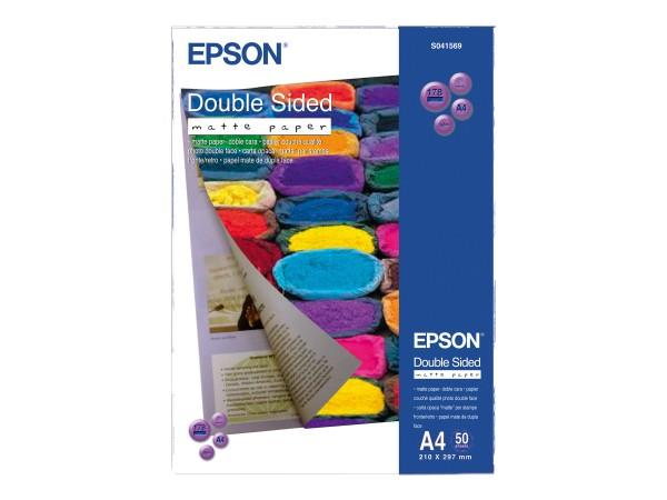Epson Double-Sided Matte Paper - Matt - A4 (210 x 297 mm)