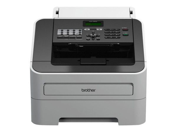 Brother FAX-2840 - Faxgerät / Kopierer - s/w - Laser - 215.9 x 355.6 mm (Original)