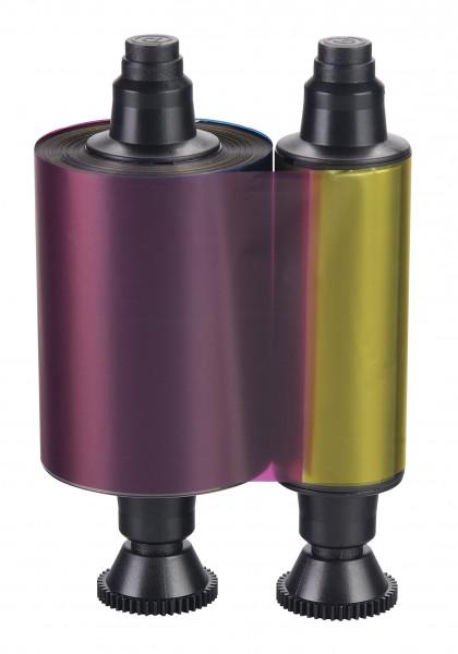 Evolis Color Ribbon - 1 - Farbe (Cyan, Magenta, Gelb, Schwarz) - Farbband (Farbe)