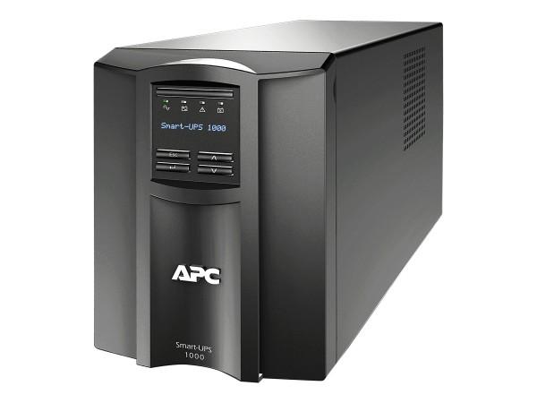 APC Smart-UPS SMT1000IC - USV - Wechselstrom 220/230/240 V