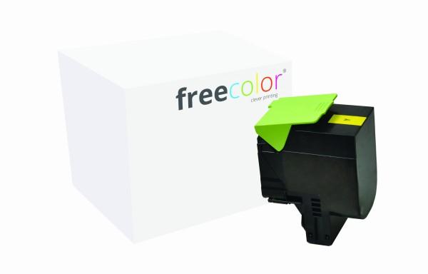 freecolor CX410Y-HY-FRC - 3000 Seiten - Gelb - 1 Stück(e)