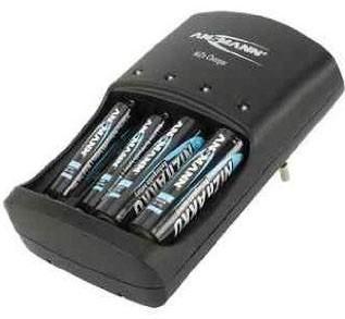 Ansmann Batterieladegerät