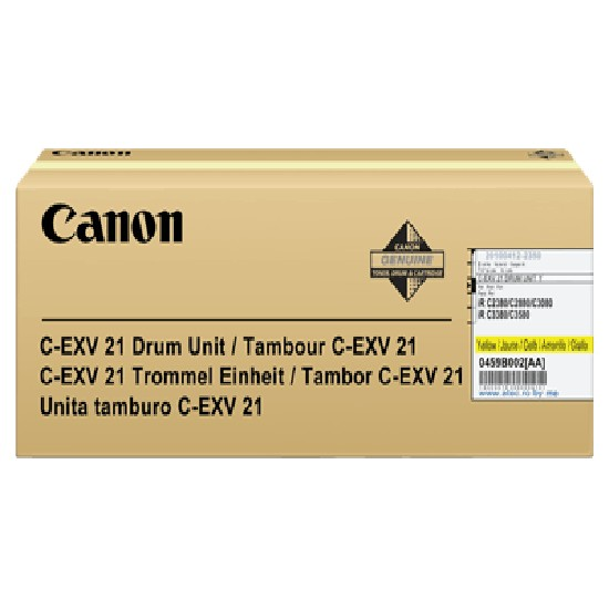 Canon C-EXV 21 - Gelb