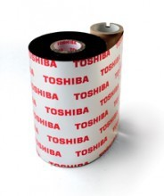 Toshiba TEC Premium - 112 mm x 600 m - Thermotransfer-Farbband (Packung mit 5)