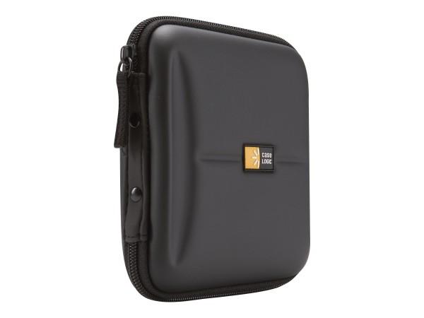 Case Logic CDE 24 - Tasche für CDs/DVDs - 24 CDs/DVDs - Ethylen-Vinylacetat (EVA)