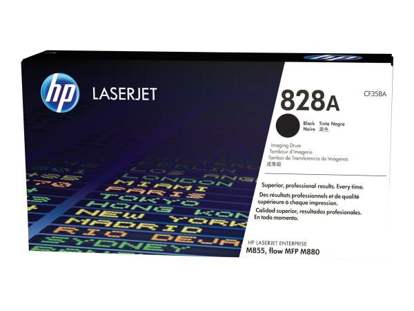 HP 828A - Schwarz - Trommel-Kit - für Color LaserJet Managed Flow MFP M880