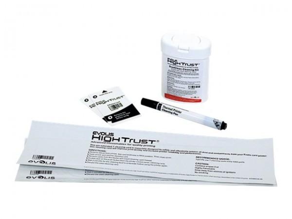 Evolis High Trust Advanced Cleaning Kit - Drucker