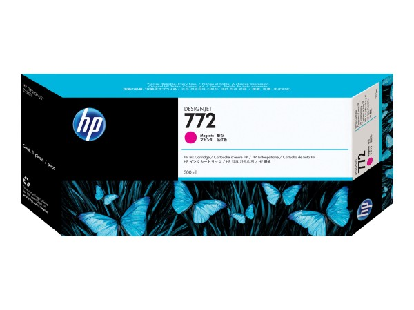 HP 772 - 300 ml - Magenta - Original - DesignJet