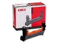 OKI Schwarz - Trommel-Kit - für C7200, 7200dn
