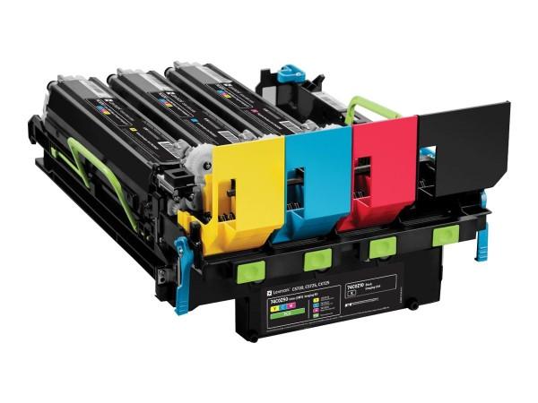 Lexmark Gelb, Cyan, Magenta - Imaging-Kit für Drucker LCCP, LRP