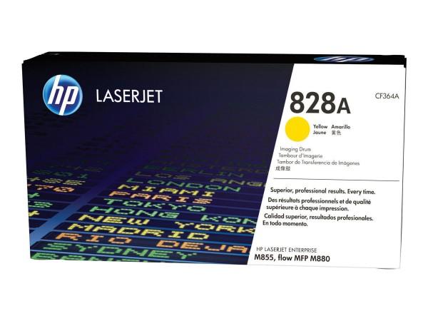 HP 828A - Gelb - Trommel-Kit - für Color LaserJet Managed Flow MFP M880
