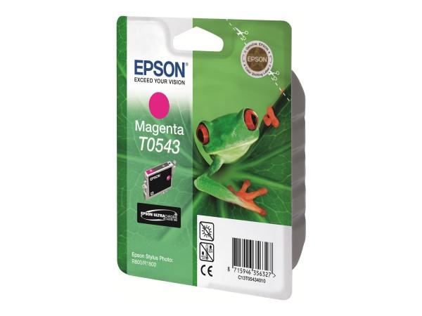 Epson T0543 - 13 ml - Magenta - Original - Tintenpatrone