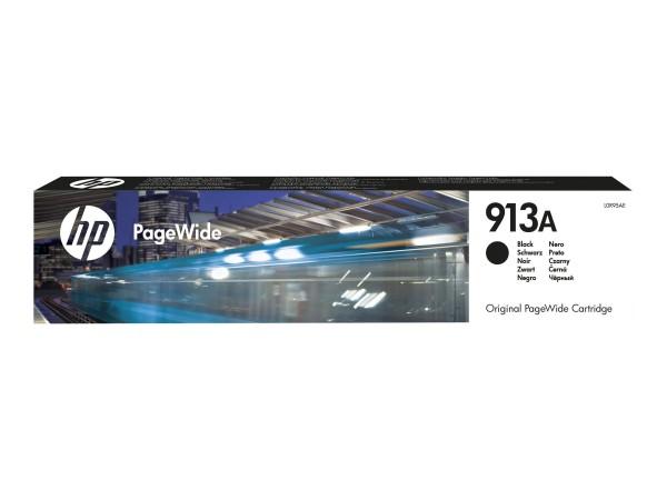 HP 913A - Schwarz - Original - PageWide - Tintenpatrone