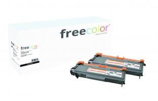 freecolor TN3390-2-FRC - 12000 Seiten - Schwarz - 2 Stück(e)