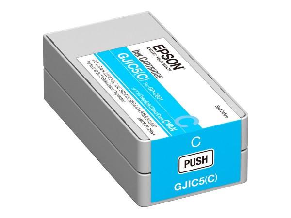 Epson GJIC5(C) - Cyan - Original - Tintenpatrone