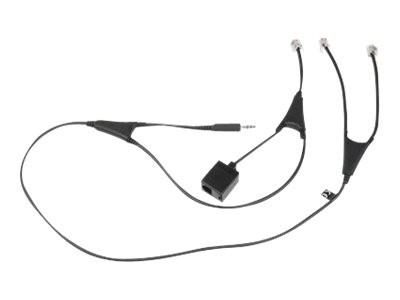 GN Netcom Jabra Alcatel-Lucent EHS Adapter - Headsetadapter