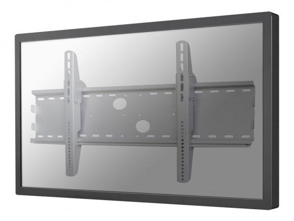 NewStar PLASMA-W100 - Wandhalterung für LCD-/Plasmafernseher - Silber - Bildschirmgröße: 94-216 cm (