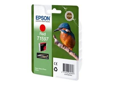 Epson T1597 - 17 ml - Rot - Original - Blisterverpackung