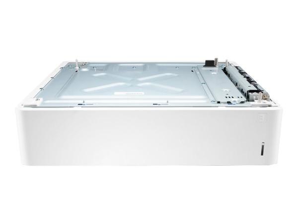 HP Medienschacht - 550 Blätter in 1 Schubladen (Trays)