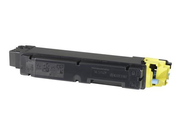 Kyocera TK 5150Y - Gelb - Tonersatz - für ECOSYS M6035cidn