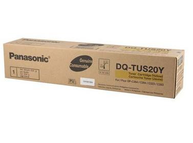 Panasonic DQ-TUS20Y - Gelb - Original - Tonerpatrone