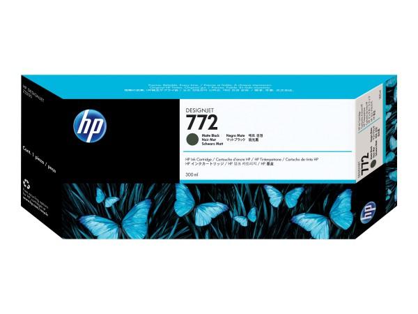 HP 772 - 300 ml - mattschwarz - Original - DesignJet