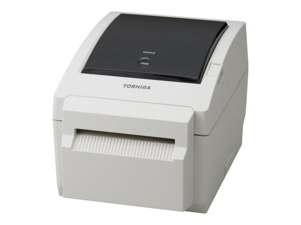 Toshiba TEC B-EV4T-TS14-QM-R - Etikettendrucker - TD/TT - Rolle (2,54 - 11,2 cm)