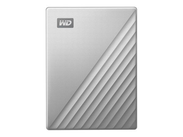 WD My Passport Ultra WDBC3C0010BSL - Festplatte - verschlüsselt - 1 TB - extern (tragbar)