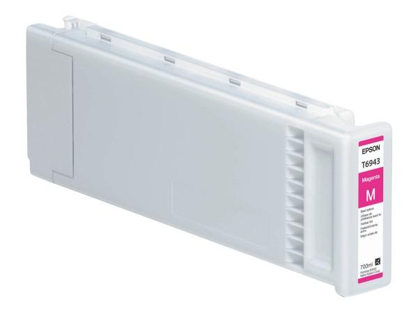 Epson T694300 - 700 ml - Magenta - Original - Tintenpatrone