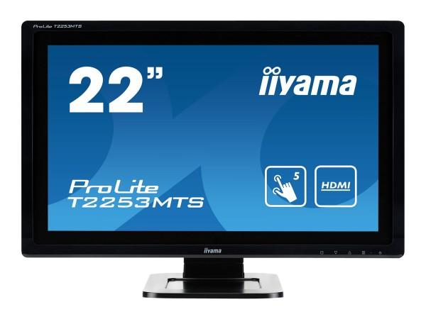 "Iiyama ProLite T2253MTS-1 - LED-Monitor - 54.6 cm (21.5"")"