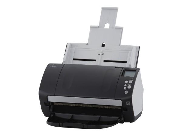 Fujitsu fi-7160 - Dokumentenscanner - Duplex - 216 x 355.6 mm - 600 dpi x 600 dpi - bis zu 60 Seiten