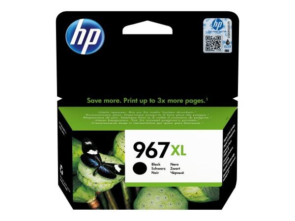 HP 967XL - 68.72 ml - Hohe Ergiebigkeit - Schwarz