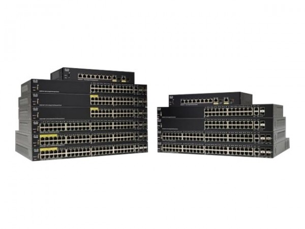 Cisco Small Business SG350-20 - Switch - L3 - managed