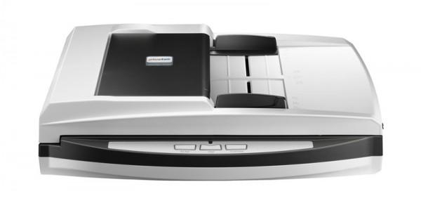 Plustek SmartOffice PL4080 ADF - 216 x 297 mm - 600 x 600 DPI - 40 Seiten pro Minute - 1200 x 1200 D