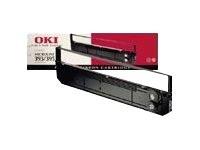 OKI 1 - Schwarz - Farbband - für Microline 393