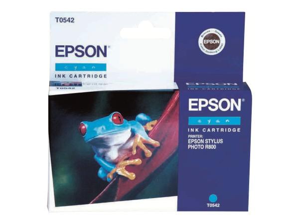 Epson T0542 - 13 ml - Cyan - Original - Blisterverpackung