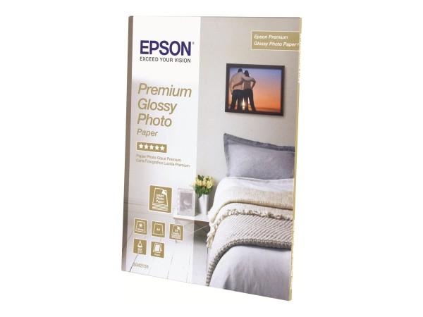 Epson Premium Glossy Photo Paper - Glänzend - A2 (420 x 594 mm)