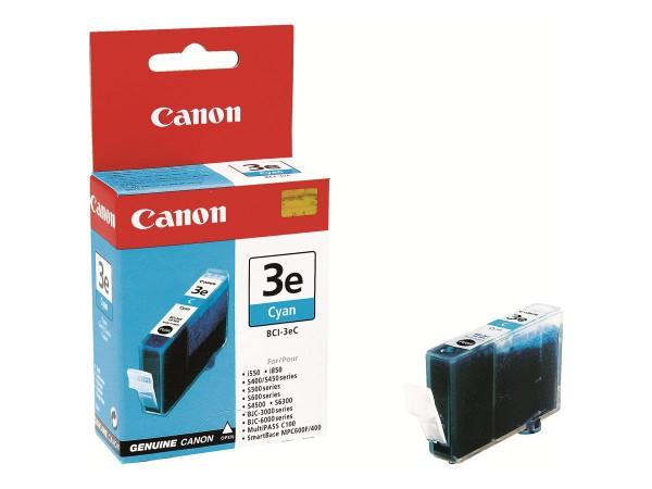 Canon BCI-3EC - Cyan - Original - Tintenbehälter
