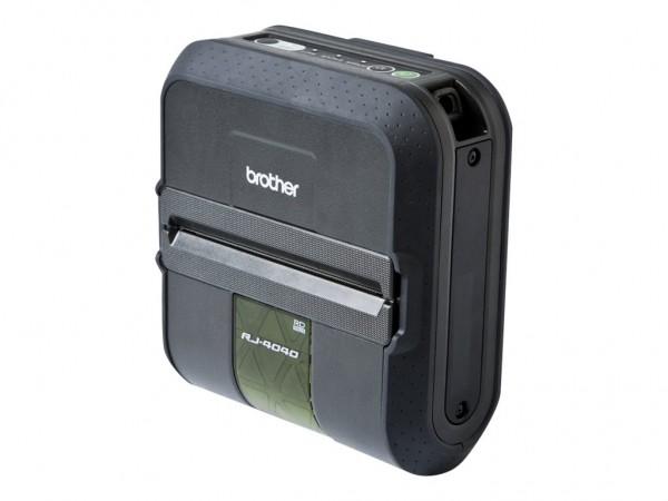 Brother RuggedJet RJ-4040 - Etikettendrucker - Thermopapier - Rolle (11,8 cm)