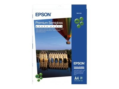 Epson Premium Semigloss Photo Paper - Halbglänzend