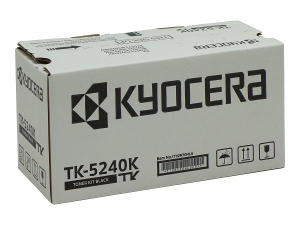 Kyocera TK 5240K - Schwarz - Original - Tonerpatrone