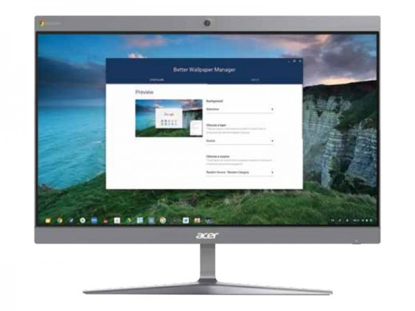 Acer Chromebase CA24I2 - All-in-One (Komplettlösung) - 1 x Core i5 8250U / 1.6 GHz - RAM 8 GB - SSD