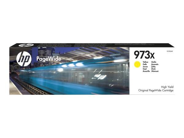 HP 973X - Hohe Ergiebigkeit - Gelb - Original