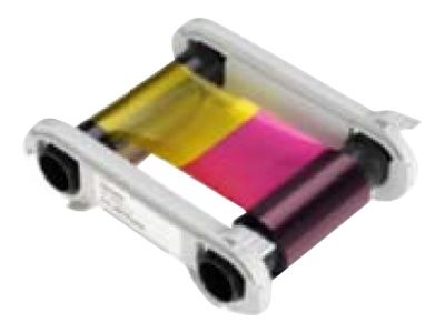 Evolis High Trust YMCKOK Color Ribbon - 1 - Farbe (Cyan, Magenta, Yellow, Resin-Black, klarer Überzu
