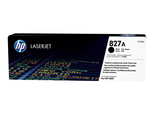 HP 827A - Schwarz - Original - LaserJet - Tonerpatrone (CF300A)