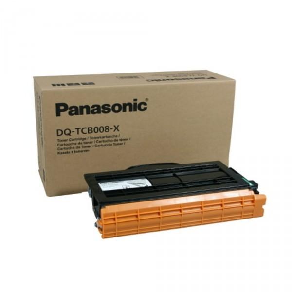 Panasonic DQ-TCB008-XD - 2 - Original - Tonerpatrone