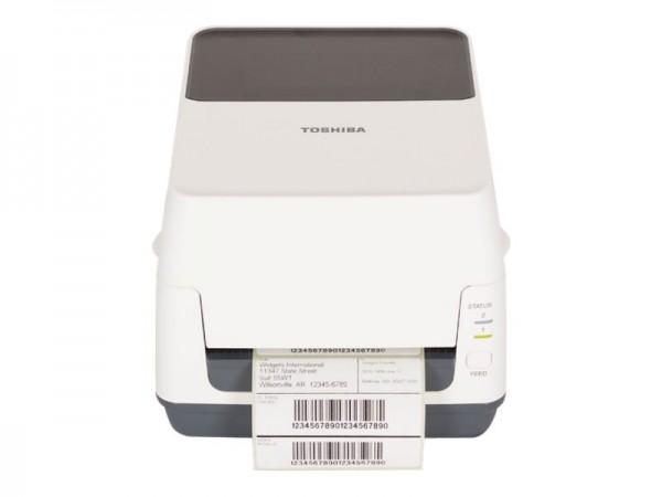 Toshiba B-FV4D-GS14-QM-R - Etikettendrucker - Thermopapier - Rolle (11,8 cm)