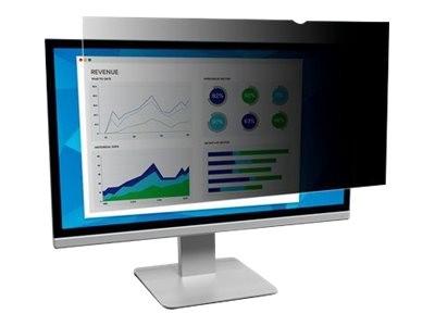 """3M Blickschutzfilter für 23,8"""" Breitbild-Monitor - Blickschutzfilter für Bildschirme - 60.5 cm wide"""